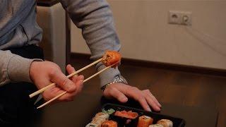 видео Заказать суши на дом в Подольске