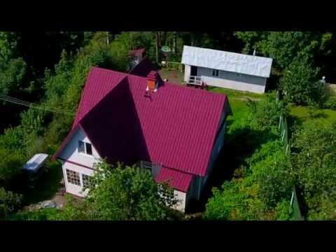 Купить дом в Токсово у озера Кавголовское