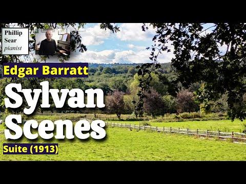 Edgar Barratt : Sylvan Scenes