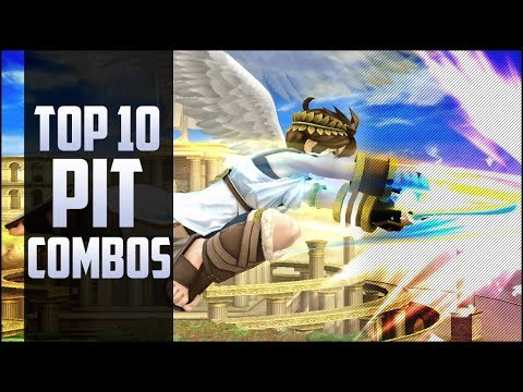 Top 10 Armada's Pit combos! - Project M