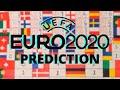 UEFA EURO 2021 PREDICTION BRACKET