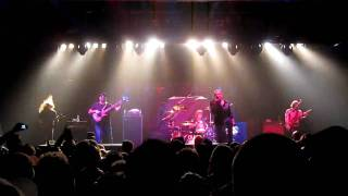Crash Karma @ Kool Haus - Fire in the Head (The Tea Party)
