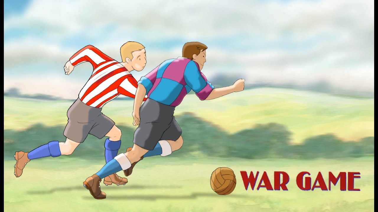 War Game - Christmas Truce - YouTube