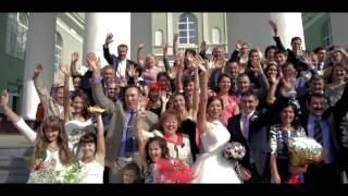 свадебный клип Альберт и Лена