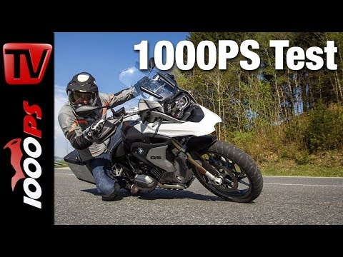 1000PS Test - BMW R 1200 GS, Rallye und Exclusive 2017 - Elektronik - Overkill?