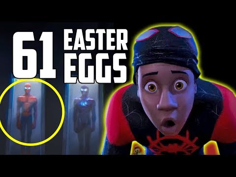 Spider-Man: Into the Spider-Verse — Every Easter Egg and Marvel Reference