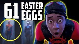 Spider-Man: Into the Spider-Verse - Every Easter Egg and Marvel Reference