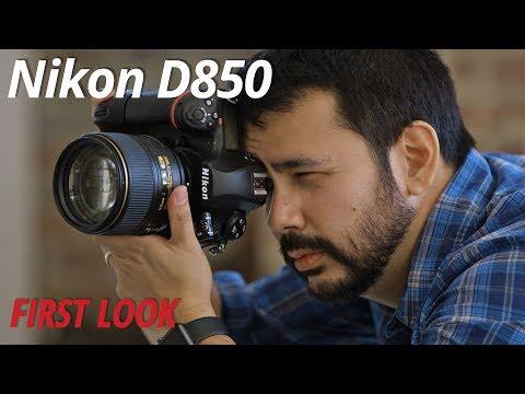 First Look | Nikon D850