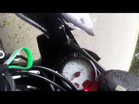 Hill climb crash - Guernsey 2015 - GSXR 600 GoPro HD