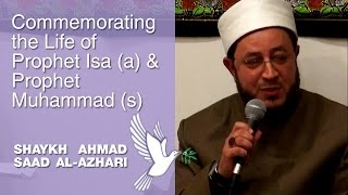 commemorating the life of prophet isa a prophet muhammad s