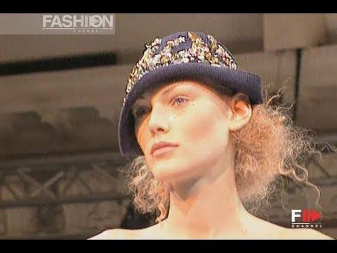 NINA RICCI Spring Summer 1998 Paris - Fashion Channel