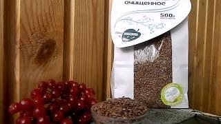 Семена льна. Применение. Полезные свойства и противопоказания