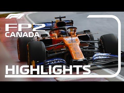 2019 Canadian Grand Prix | FP2 Highlights