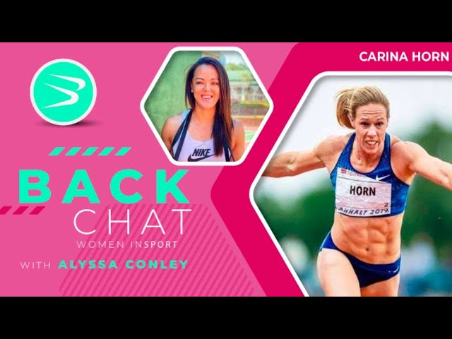 BackChat - Back Your Girl with Carina Horn
