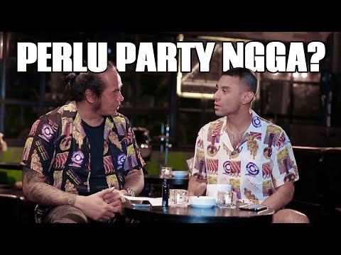 Tahun Baru Kalo Nggak Party Ngapain??