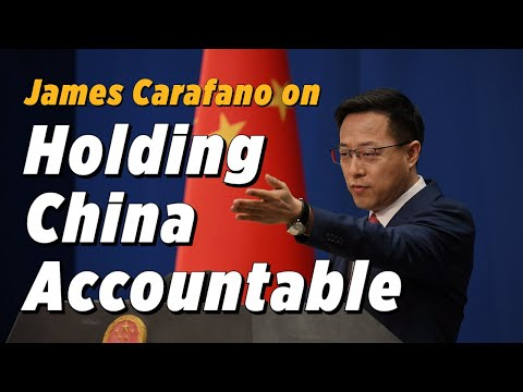 China Purposefully Lied About Coronavirus Outbreak: James Carafano on Larry O'Connor Show