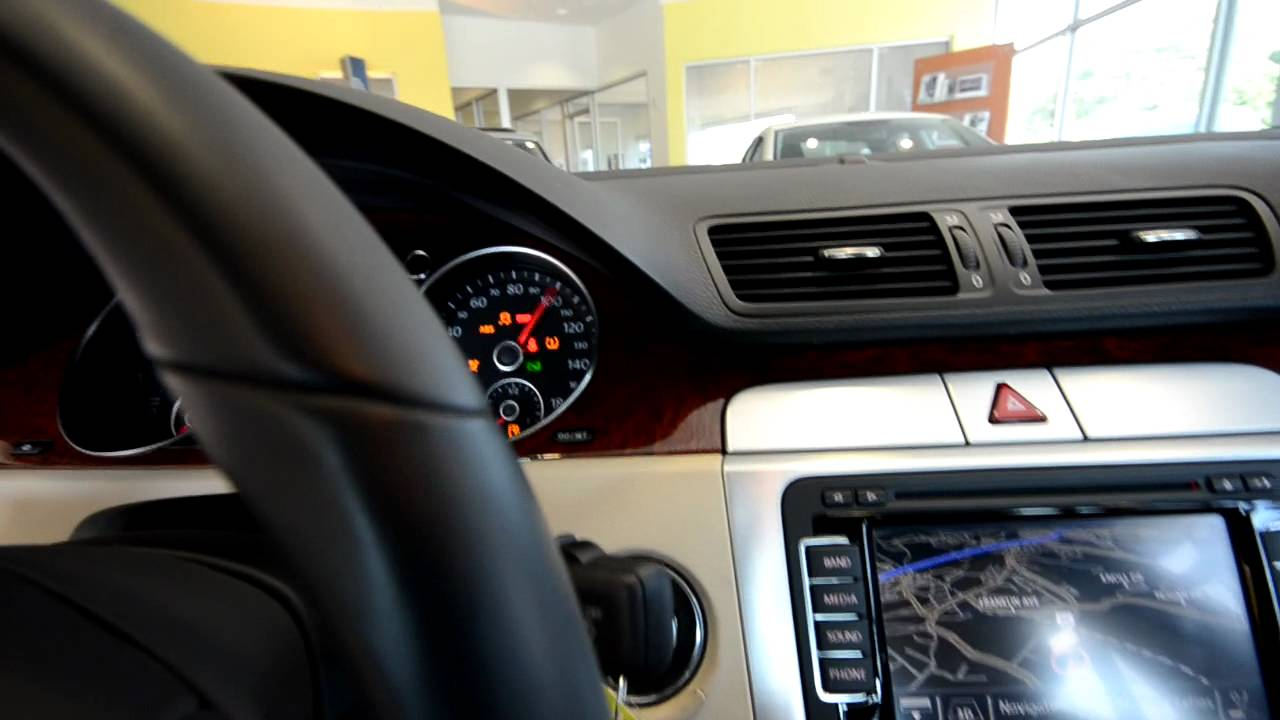 2011 VW CC Lux Limited NAV stk P2372  for sale at Trend Motors