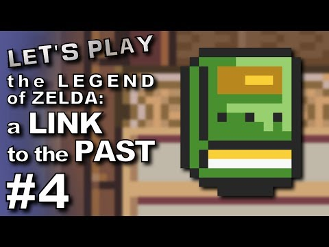 Legend of Zelda: A Link to the Past LP - Part 4 - Book of Mu