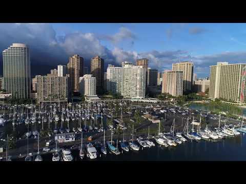 Waikiki Ilikai 1944- 2 bed 2 bath ocean view condo for rent.