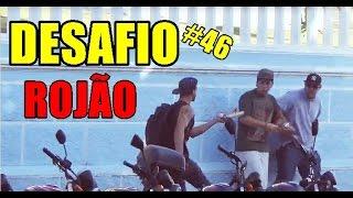 SOLTANDO FOGOS FALSO EM PÚBLICO DESAFIO #46