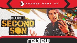 видео inFamous: Second Son Playstation 4 — системные требования inFamous: Second Son, дата выхода, описание, обсуждение