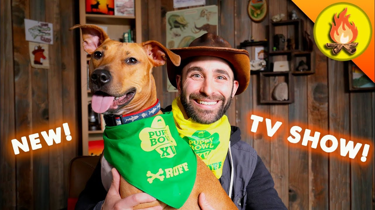 First TV Show Airs TODAY! (Only on Animal Planet!)