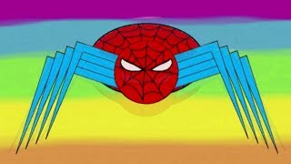 Itsy Bitsy Spider Went Up The Waterspout   Nursery Rhymes Songs   Kids Songs With Lyrics