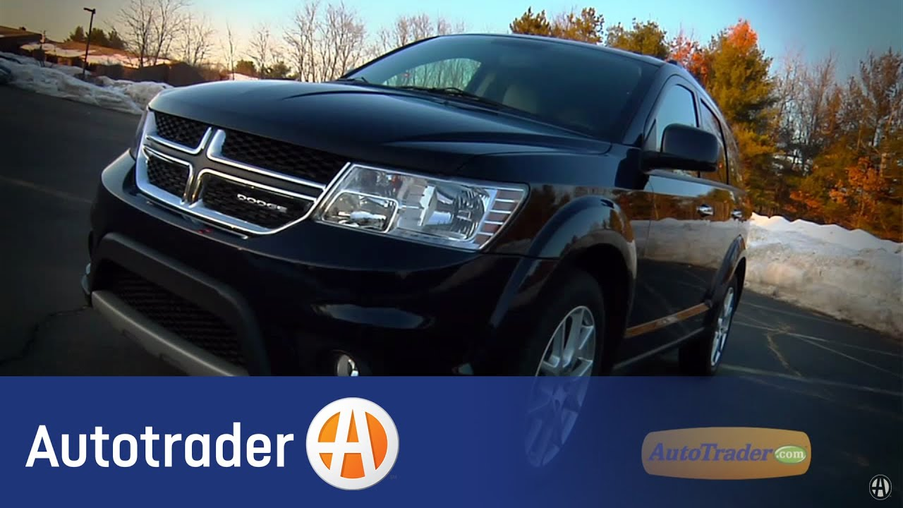 2011 Dodge Journey SUV -   New Car Review   AutoTrader - YouTube