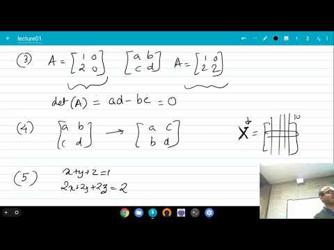 Lec01 : Supervised Learning: Linear Models, Least Squares, k-NN Spring 2019