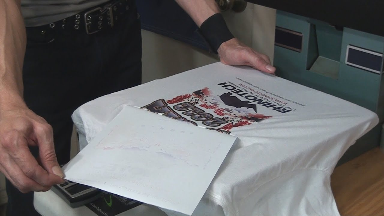 Best t shirt transfer paper-3332