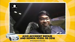 HONDA GRACE Ex Lx and Dx REVIEW.