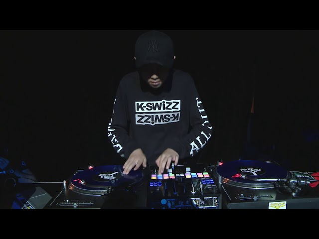 DJ K-Swizz (New Zealand) - IDA WORLD 2017 Technical Category Semi Final set 1