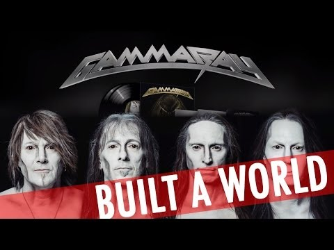 Gamma Ray 'Empire Of The Undead' Song 11 'Built A World' (European Bonus Track)