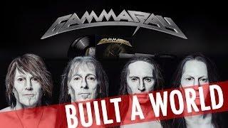 Gamma Ray 'Empire Of The Undead' Song 11 'Built A World' (European Bonus Track)