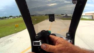 Mosquito XEL Helicopter Flight @ KCOI - 18Jul12!