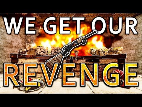 WE TOLD THEM WE'D GET OUR REVENGE! | Rust Duo Survival #3