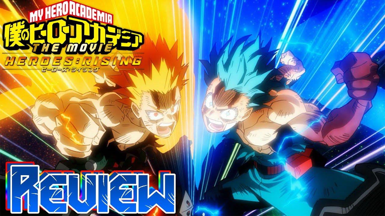 My Hero Academia Heroes Rising Film Gratuit Streaming La Review Spoil 1 50 Fr 1080p 60fps Youtube
