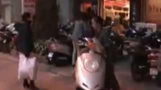 Hanoi Vietnam - Pedicab Ride