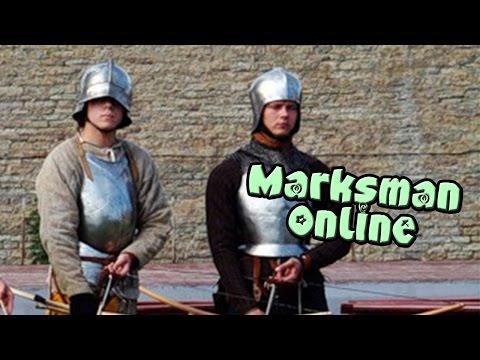 Marksman Online ♦Симулятор Лучника♦ [ФЛЕШ ИГРЫ НА ДВОИХ]