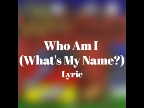 Download Snoop Dogg - Who Am I (What's My Name?) (Lyric Video)