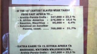 East African Slave Trade - Bagamoyo, Tanzania