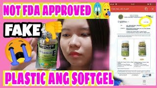 PROLIFE ATLAS VITAMIN E FAKE AND NOT FDA APPROVED| ItsBlanch