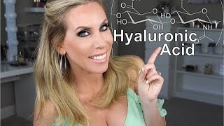 Hyaluronic Acid | What It Does and the Anti-Aging Skincare Benefits