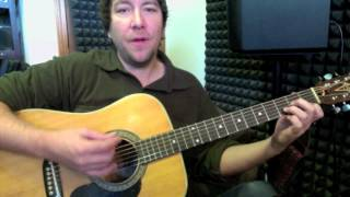 How To Play Safe and Sound by Capital Cities Guitar Tutorial