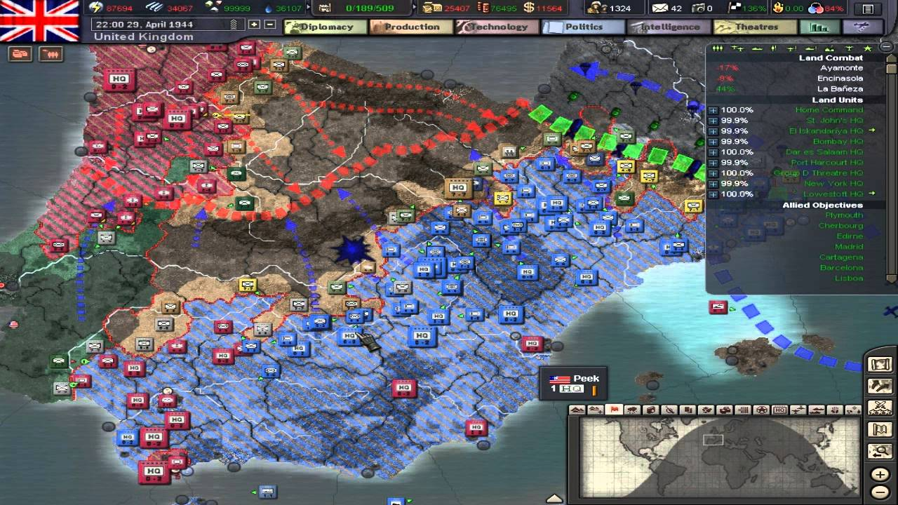 Hearts Of Iron 4 Моды