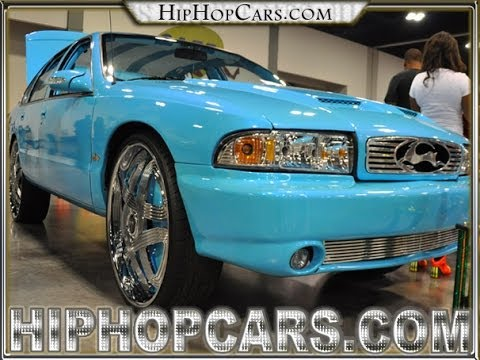 Chevy Bubble Impala Ss On Big 30 Inch Rims Youtube
