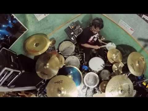 Drum Cover Melly Goeslaw Ku Bahagia AADC