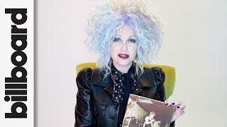 Cyndi Lauper Reacts to Childhood Photos & Early Freddie Mercury-Inspired Fashion | Billboard