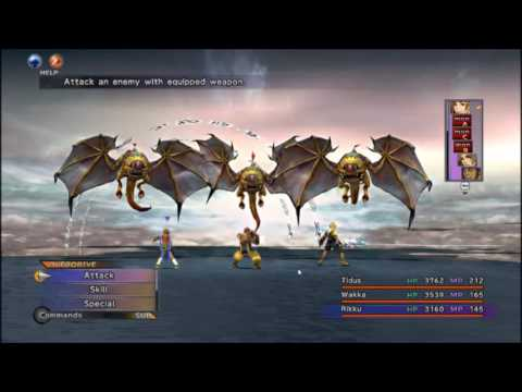 Final Fantasy X/X-2 HD Remastered (Steam)