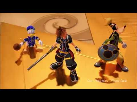 Kingdom Hearts 3 - What's Up Danger